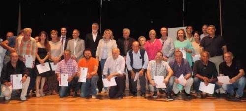 Los chiringuitos de Almuñécar y La Herradura reciben las certificaciones de calidad ISOS 9001 y 14001