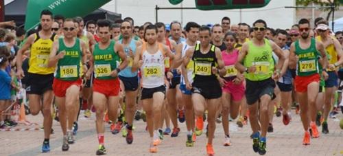 El Club Atletismo Sexitano en la V Edición de la Carrera del Mamut