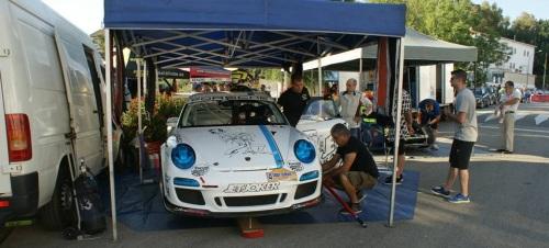 Porsche 997 GT3 Cup Rallye del 2010 de Humberto Janssens