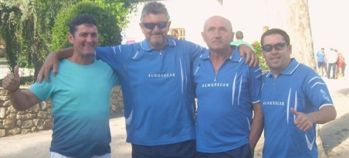 El Club Atletismo Almuñécar en la XXXIV Ruta Boabdil