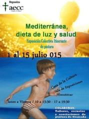 """Exposición de la AECC """"Mediterránea, dieta de luz y salud"""""""