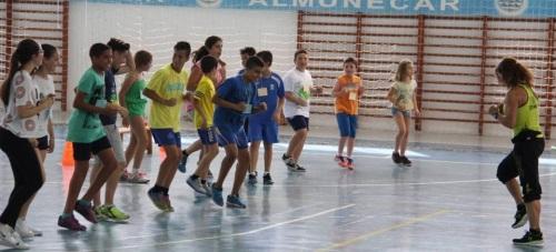 """Este sábado se celebró la IV Gran Gymkana Deportiva promovida por """"Almuñécar Ciudad Sana"""""""
