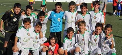 Jugones de Granada fue el campeón del I Torneo de Fútbol Base Costa Tropical Benjamín 8