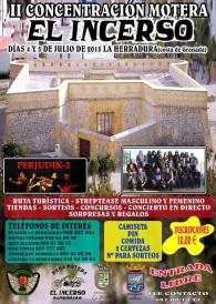 """La Peña Motera """"El Incerso"""" de Almuñécar celebrará su II Concentración Motera en La Herradura"""