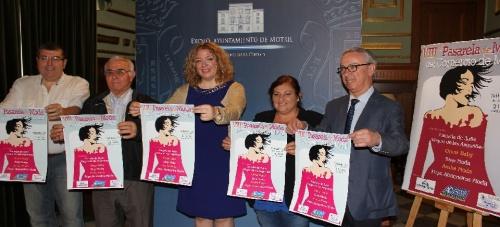 Presentación del cartel de la Pasarela de la Moda