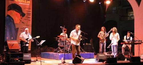 Anoche comenzó en La Herradura el Festival de Jazz en la Costa Tropical