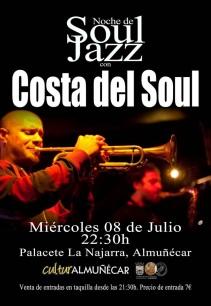Concierto Soul Jazz en La Najarra