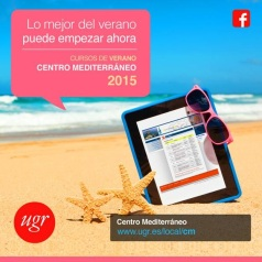 Cursos de Verano del Centro Mediterráneo de la UGR en Almuñécar