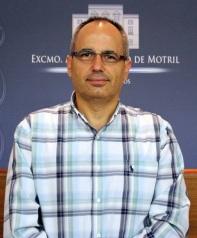 David Martín, concejal de Salud y Consumo