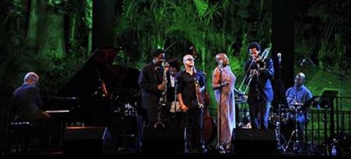 Dee Dee Bridgewater ofreció un espectacular concierto en Almuñécar