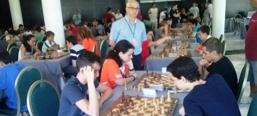 El Best Western Hotel Salobreña está acogiendo el Campeonato de España de ajedrez