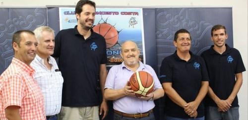 El 'Club Baloncesto Costa Motril' jugará en Primera Nacional esta próxima temporada
