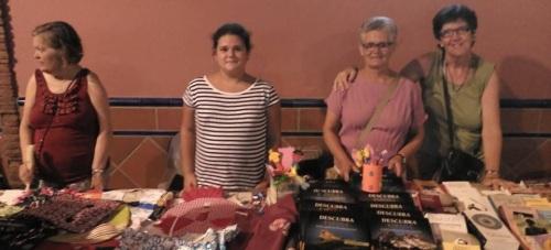 Hoy es el último día de la Feria del Libro Solidaria de AFAVIDA