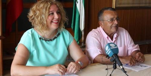 Flor Almón y Antonio Gutiérrez
