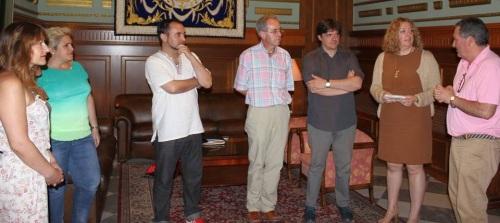 Juan Carlos Garvayo mantendrá un encuentro con los motrileños, previo al concierto del repertorio del Trío Arbós