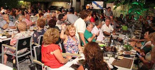 La Asociación Amigos de Galicia en La Herradura celebro el Día de Galicia