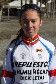 "Yasmina Boto, cadete féminas, ganó la ""Subida a la Reina Trialwold 2015"""