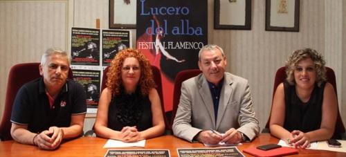 Mayte Martín, Estrella de la 46º edición del Festival flamenco Lucero del Alba de Salobreña
