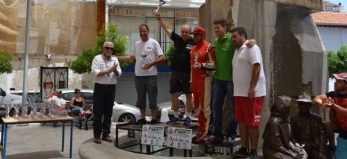 Nuevo récord de Janssens en la Subida a Lanjarón