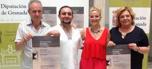 Presentación del Festival de Música Rey Balduino