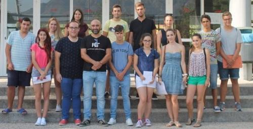 Una veintena de alumnos integra la primera promoción del 'Proyecto Cambridge'