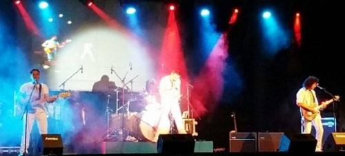 """El Parque del Majuelo acogió el musical """"Remenber Queen"""""""