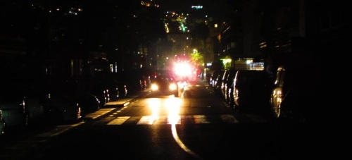 Apagón del pasado 8 de agosto en Almuñécar