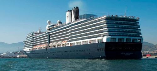A partir de otoño llegarán a Motril los cruceros de mayor envergadura de la temporada así como los lujosos Star