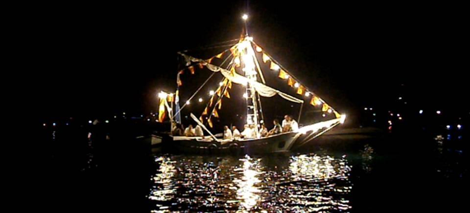 Almuñécar pide precaución en la procesión marítimo-terrestre de la Patrona