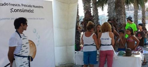 Almuñécar y La Herradura acogerán una campaña de sensibilización pesquera