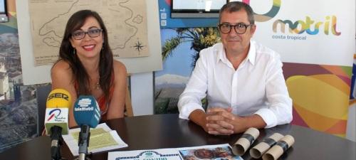 """Dos nuevas rutas turísticas se sumergen en la historia de Motril para contarla """"de una forma diferente"""""""