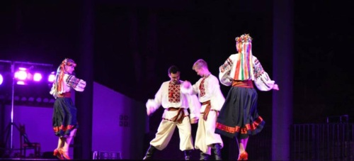 El Ballet Estatal de Ucrania se presentó con éxito en Almuñécar