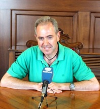 El concejal de Fiestas del Ayuntamiento de Motril, Francisco Ruiz, ha informado sobre la Feria de Día