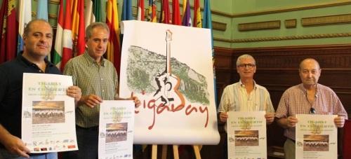 El grupo musical 'Tigaray' traerá a Motril el folclore canario y los ritmos latinos
