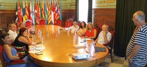 El proyecto 'Motril, Aguas Limpias y Solidarias' recibe el apoyo de la alcaldesa y del Grupo Parlamentario Socialista