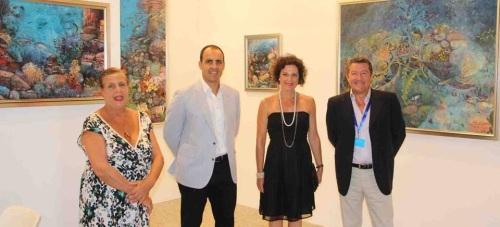 Hoy se inaugura una gran exposición del pintor Antonio Domínguez de Haro