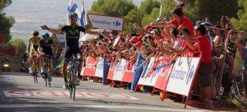 La Alpujarra recibe mañana la primera etapa granadina de la Vuelta Ciclista a España 2015