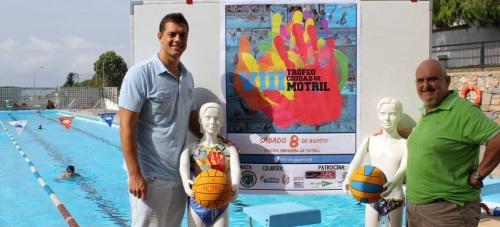 La Piscina Municipal 'José Vinuesa Tentor' acogerá este sábado el 'VIII Trofeo Ciudad de Motril' de waterpol