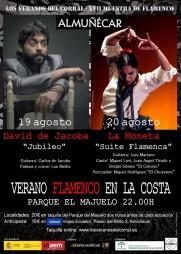 El flamenco del Corral del Carbón llega este a Almuñécar