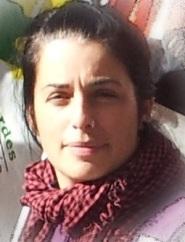 Luci Martín, coordinadora local de IU en Almuñécar