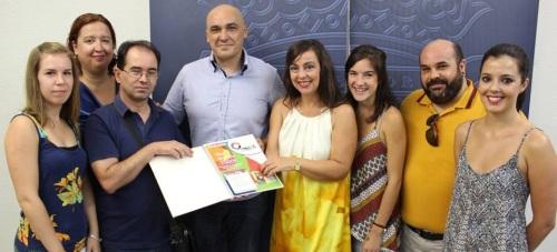 Presentación de la 'Guía de Turismo Accesible' de Motril