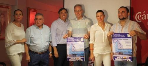 El Centro de Desarrollo Turístico acoge la gala benéfica 'Proyecto Vida y Futuro'