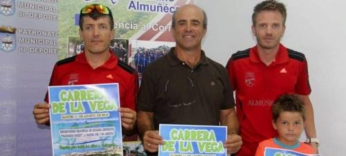 Se abre plazo de inscripción para la popular Carrera de la Vega de Almuñécar