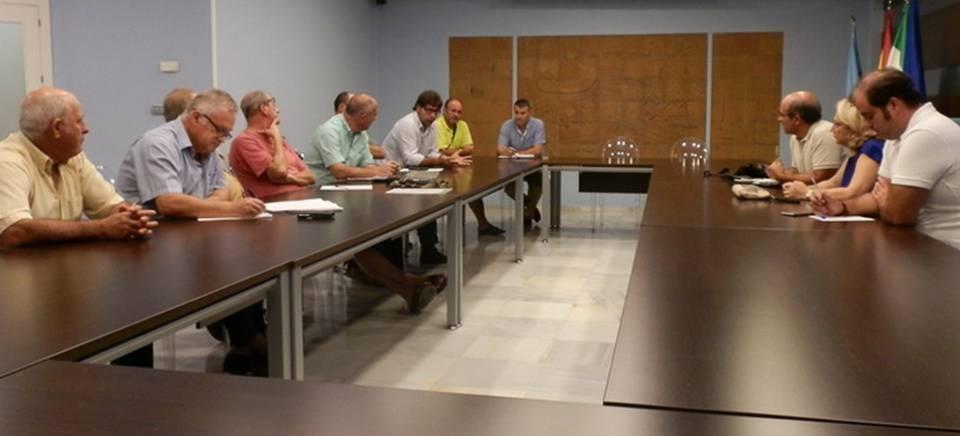 Se crea la Comisión Margen Derecha del Guadalfeo – Comarca Río Verde