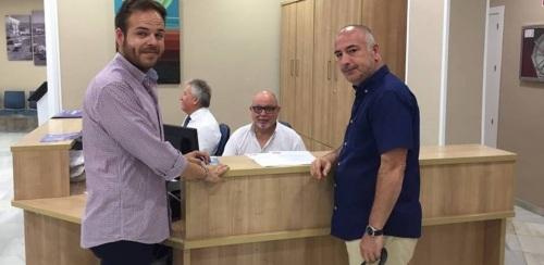 Sergio García presenta en el Registro del Ayto. solicitud de convocatoria urgente de Junta de Portavoces
