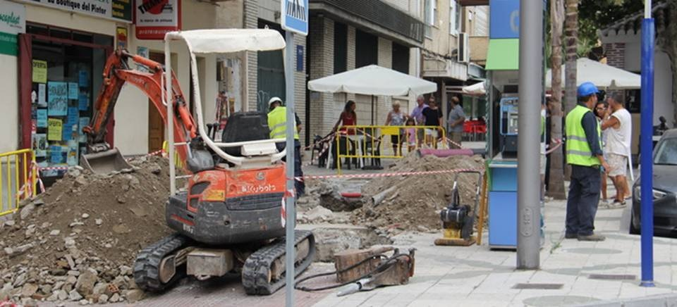 Sevillana-Endesa repara la avería que supuestamente provocó los apagones