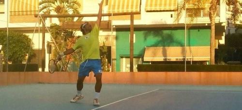 """Este domingo """"XII Torneo Open de Tenis a la Amistad"""" de Almuñécar"""