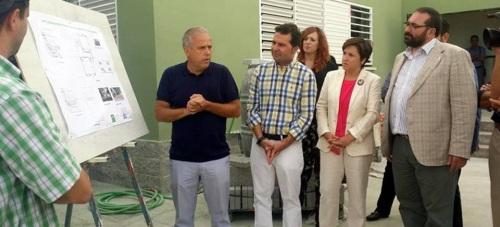 Sandra García asegura que las condiciones de escolarización de más de 8 mil alumnos granadinos han mejorado