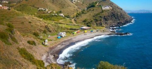 Barranco Enmedio en Almuñécar
