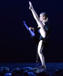 Clases de danza contemporánea con Solange Janssens